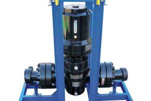 Emergency shutdown valve or surface safety valve